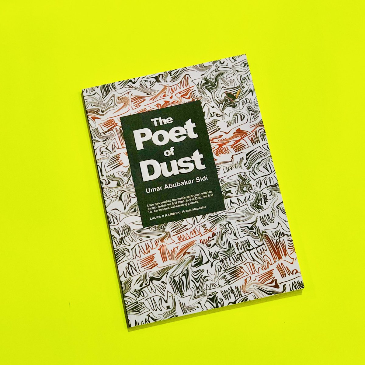 umar abubakar sidi's the poet of Dust as Meta-Poetry