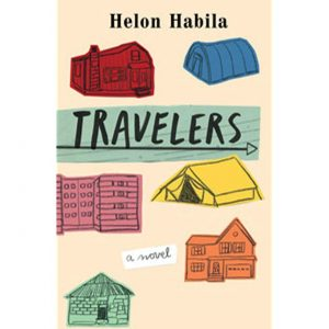 Helon Habila's new book Travellers