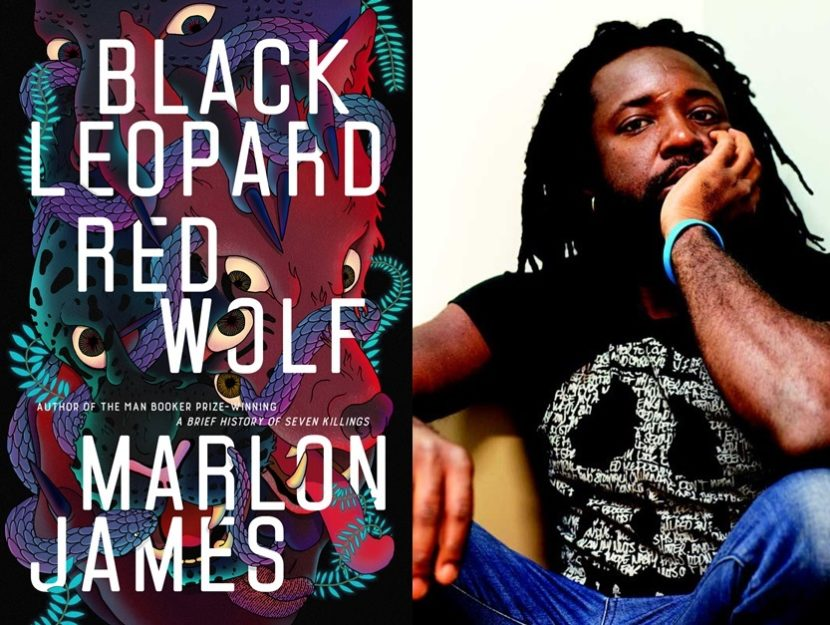 Marlon James' New Book Black Leopard, Red Wolf