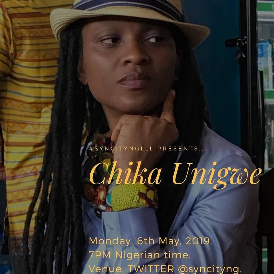 Chika Unigwe interview